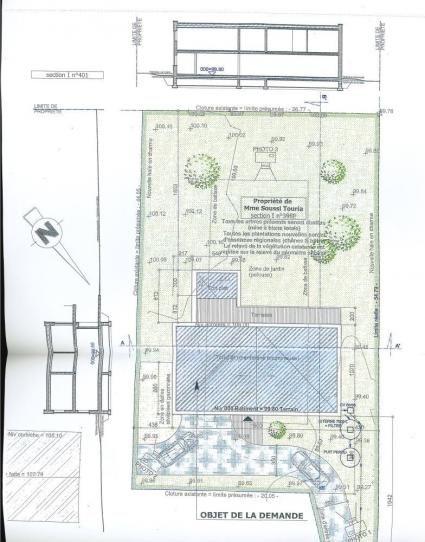 Plot surface for sale - WATERLOO