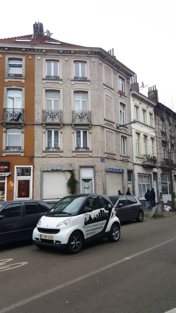 Photo de Immeuble à appartements à SCHAERBEEK