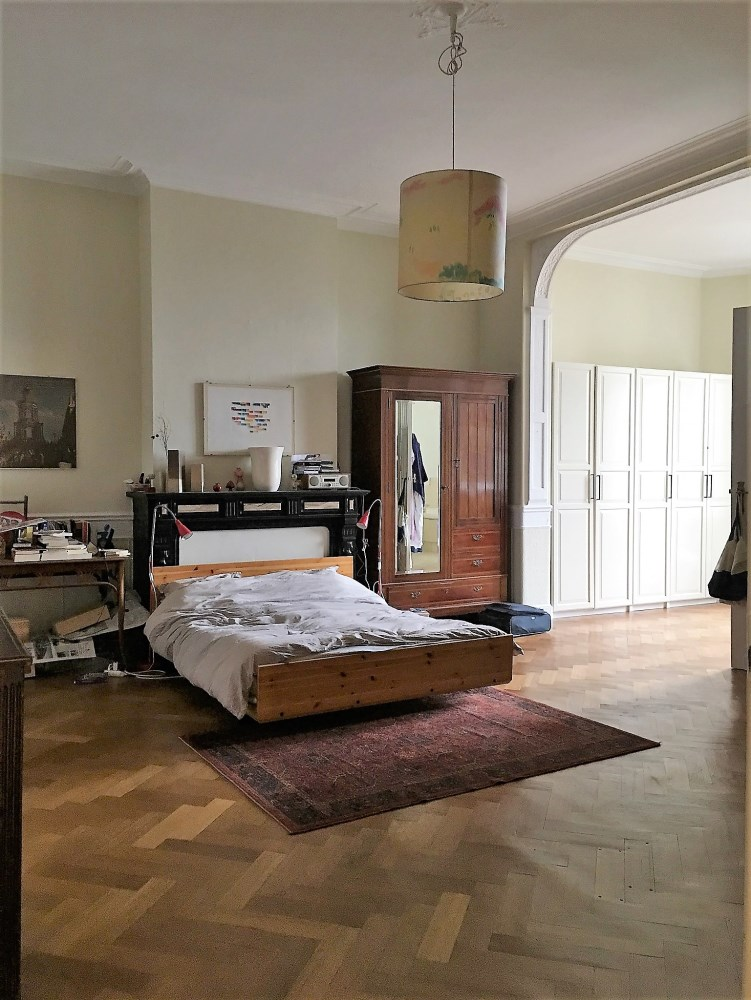 photo_EXCLUSIVITE - PLACE BRUGMANN - APPT DE CARACTERE RENOVE 3E ETG VUE