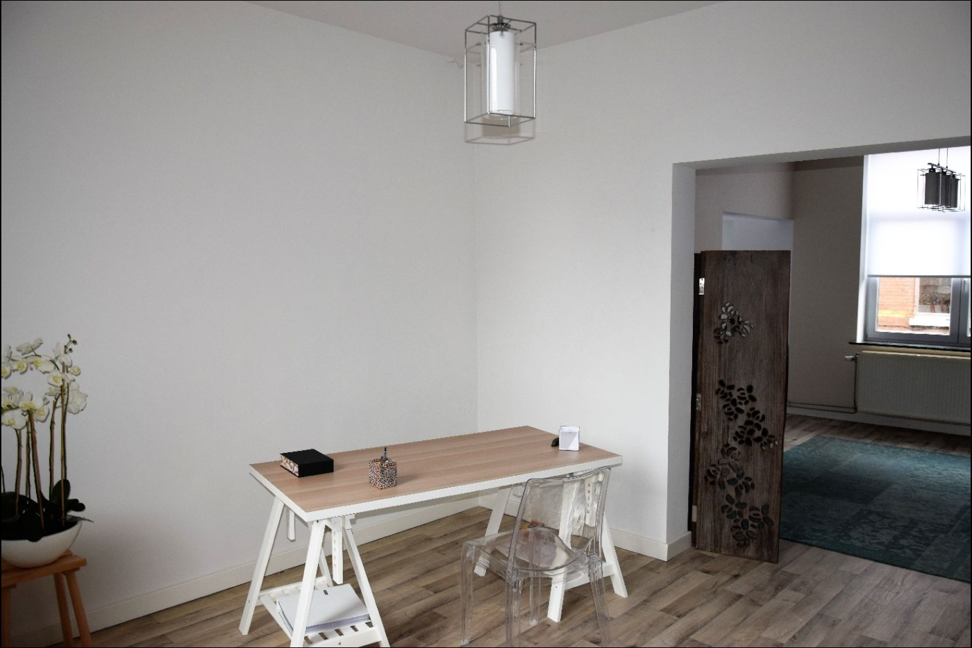 photo_'TRES BEL APPARTEMENT +- 80M² AU 1ER ETAGE D'UN PETIT IMMEUBLE