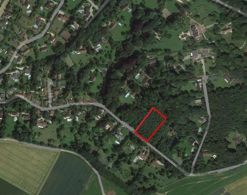 Plot surface for sale - LILLOIS-WITTERZEE