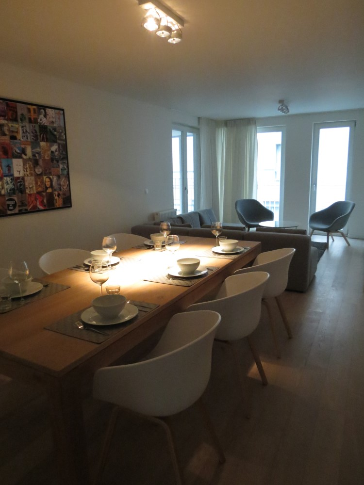 photo_European Parliament - Beautiful 3 Bedroom Furnished Apartment