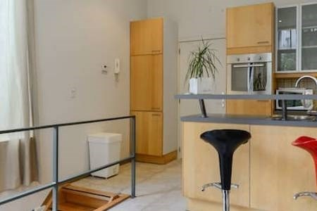 photo_Ambiorix Quarter, apartment with 2 bedrooms furnished with balcony.