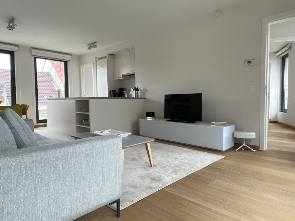 photo_Furnished apartment in a new building
