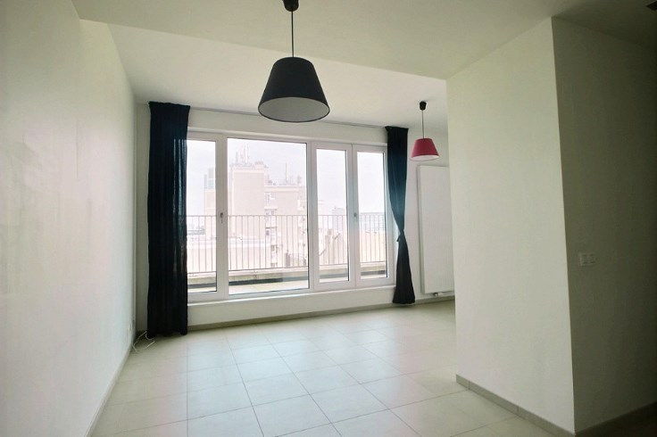 photo_Near the European Quarter, a magnificent Penthouse 1 bedroom with terrace.