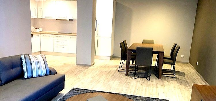 photo_Center of Brussels, superb furnished 2 bedroom apartment.