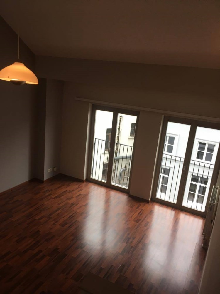 photo_Grand Place ! Beautiful duplex apartment 1 bedroom unfurnished!