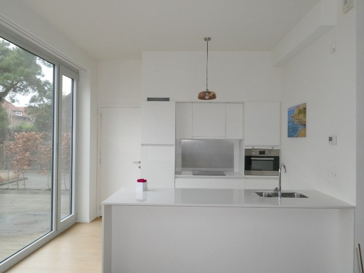 photo_NATO - Recent apartment 2 bedrooms STANDING + TERRACE