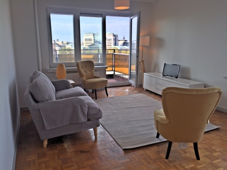 photo_Downtown - 2 bedroom apartment furnished + TERRACE!