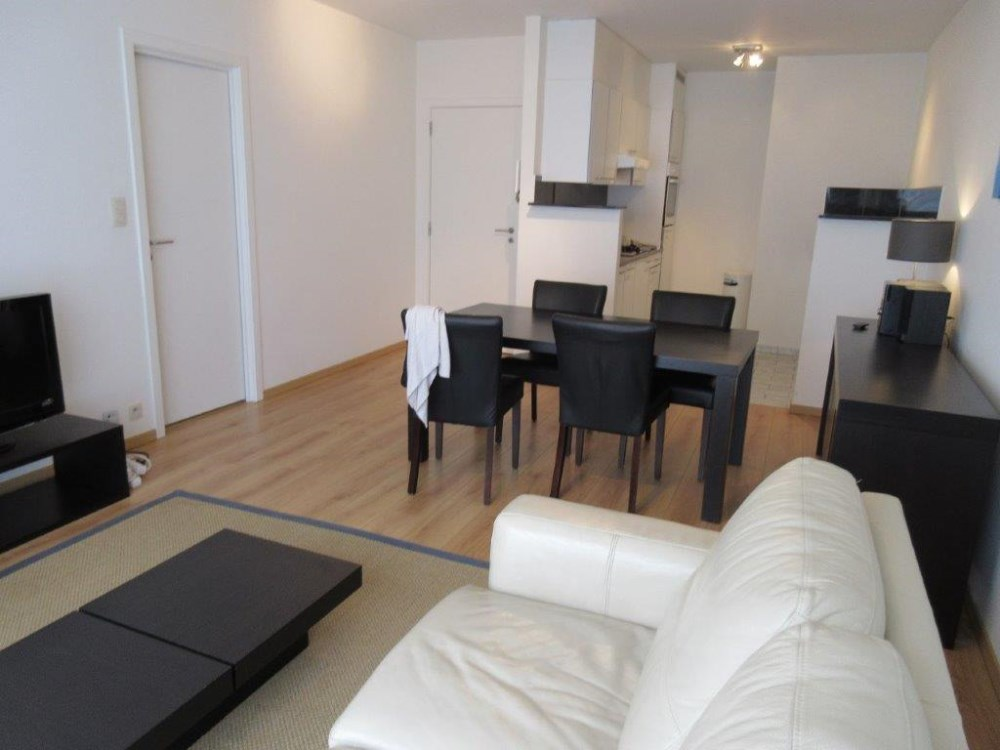 photo_BETWEEN Flagey / Quartier EU, furnished 1 bedroom apartment!