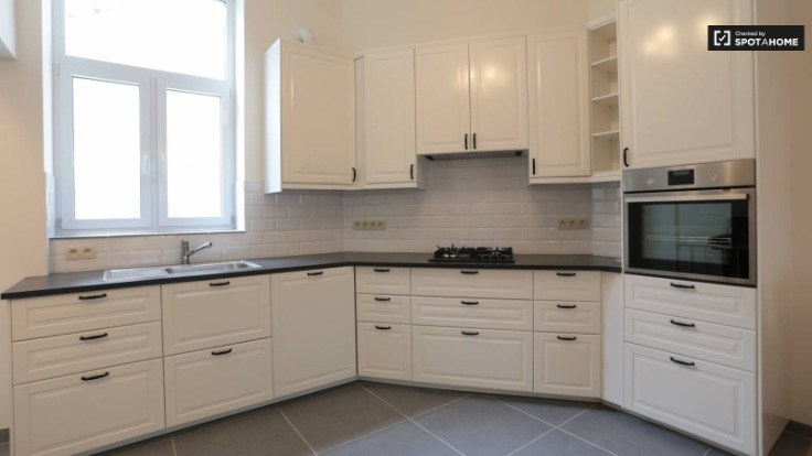 photo_Flagey - Appart 2 bedroom + terrace!!