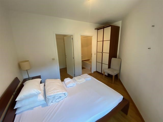 photo_In the Cinquantenaire, very nice apartment 1bedroom FURNISHED TERRACE