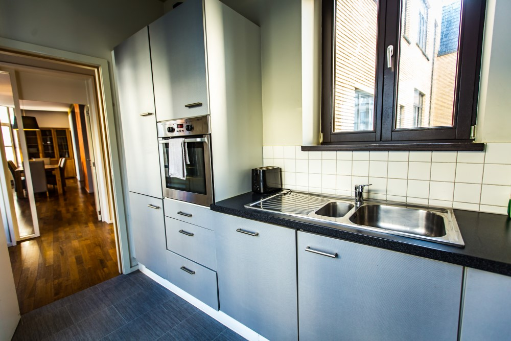 photo_Grand Place - 2 bedroom furnished apartment + TERRACE