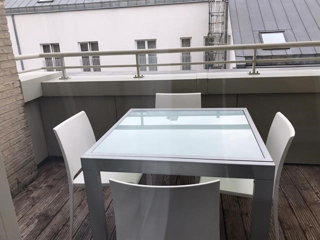 photo_Throne, Place du Luxembourg- STUDIO beautiful furnished + TERRACE