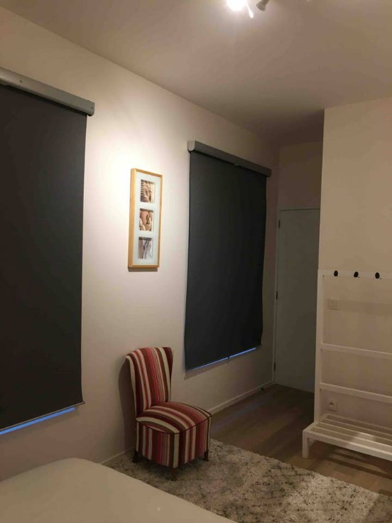 photo_Place du Châtelain - Furnished 2 bedroom apartment renovated + BALCON!