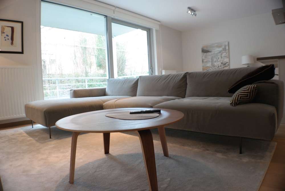 photo_Quartier Européen - Apartment standing 2 bedrooms + TERRACE