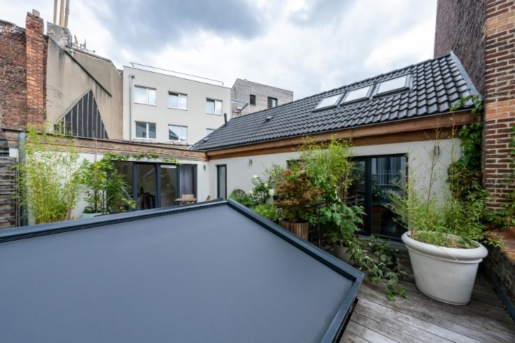photo_Authentique loft en duplex avec terrasse