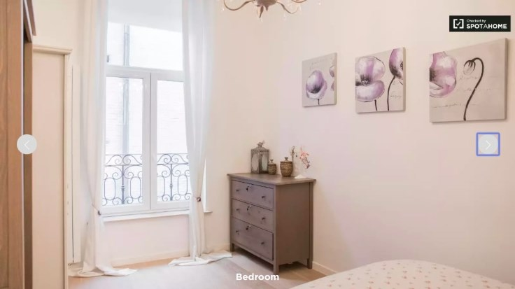 photo_Sainte Catherine - 1 bedroom furnished apartment + balcony