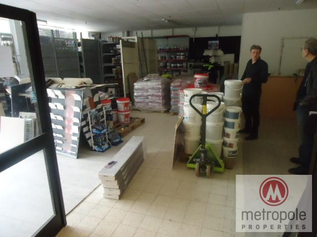 photo_'BEAU LOCAL COMMERCIAL 98M² NET (LOUé) MODULABLE GRAND PARK  DELHAIZE TUBIZE