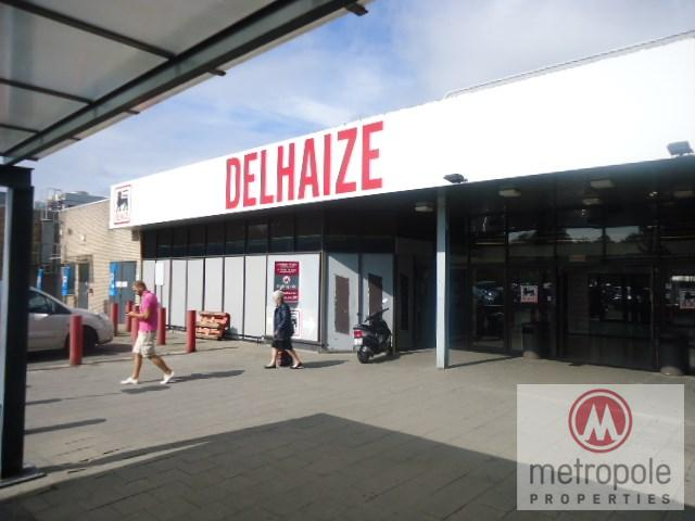 photo_BEAU LOCAL COMMERCIAL 98M² NET (LOUé) MODULABLE GRAND PARK  DELHAIZE TUBIZE