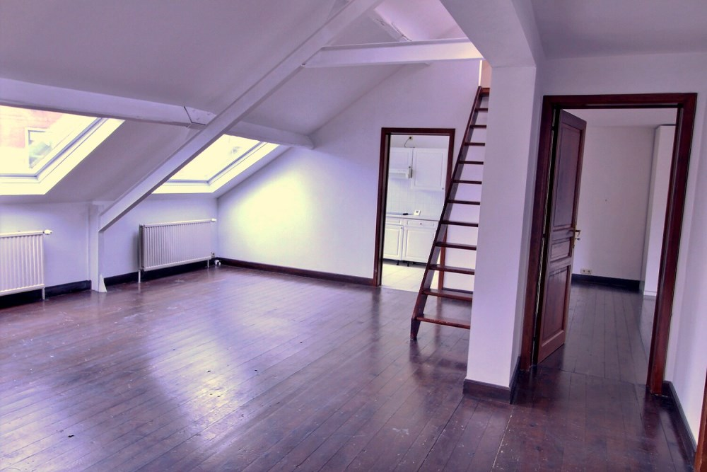 photo_Ixelles: Apartment of +/- 100 m2 in the district