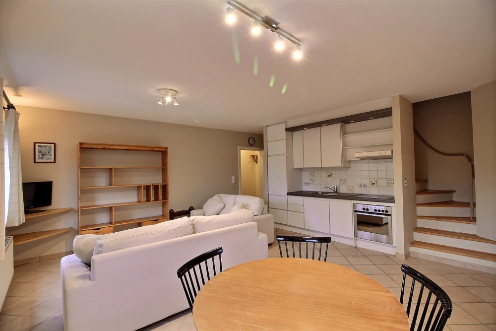 photo_Furnished 2-bedroom duplex apartment with all charges included