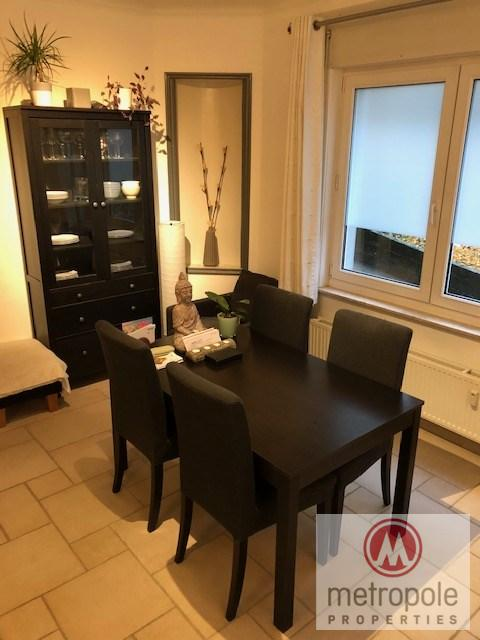 photo_CINQUANTENAIRE - CHARMING APARTMENT FURNISHED 1CH 65M² GROUND FLOOR