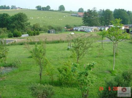 Plot surface for sale - FROIDCHAPELLE