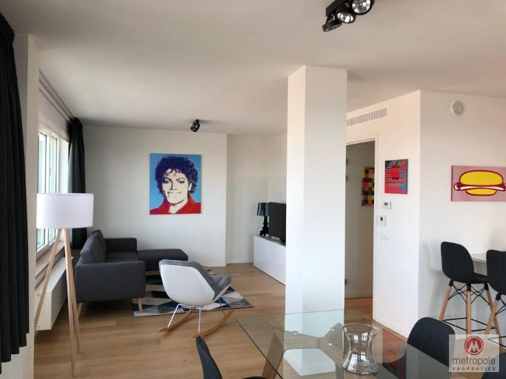 photo_UP- SITE TOWER - NEW FURNISHED APARTMENT 3 BEDROOMS - TERRACE