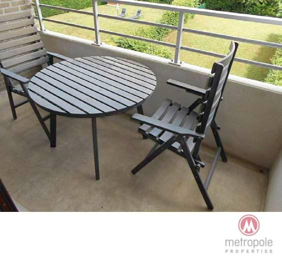 photo_SHOPPING CORA - FURNISHED APARTMENT 64 SQM - 1 BEDROOM - TERRACE