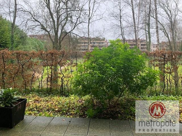 photo_ CHARMING GROUND FLOOR FURNITURE 1BEDROOM - CLOSE TO BOULEVARD DE WOLUWE