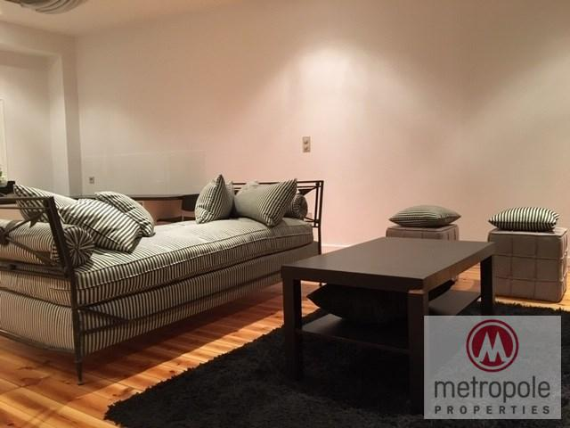 photo_CHATELAIN - SUPERB BRIGHT LOFT WITH 1 BEDROOM 60M².