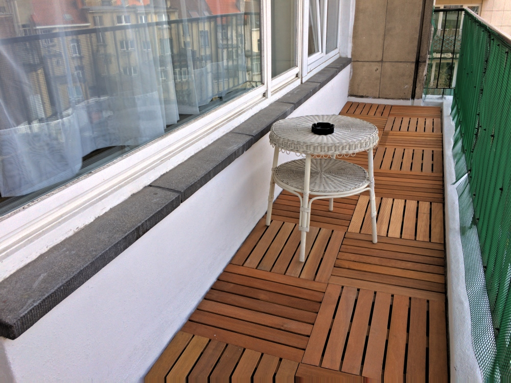 photo_APPARTEMENT MEUBLE 2 CH. + TERRASSES