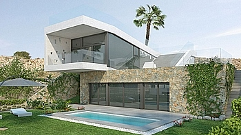 photo_Modern and Nieuw Villa with private pool