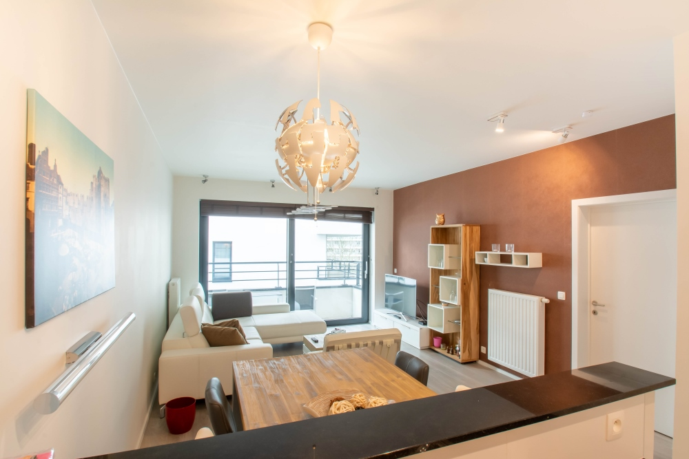 photo_Beautiful furnished apartment one bedroom
