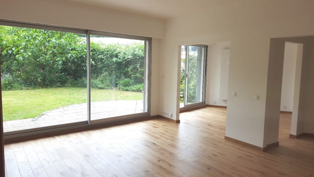 photo_Nice 2 bedrooms apartment ground floor with private garden