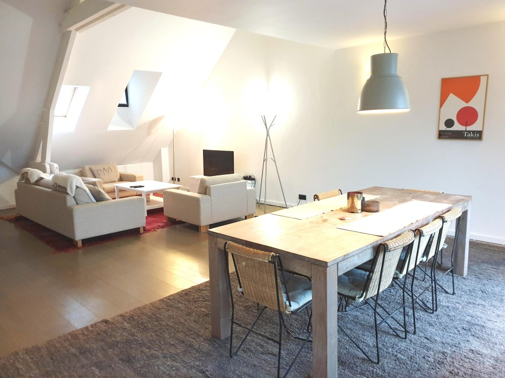 photo_Close to place Stéphanie - very nice duplex furnished 3 bedrooms