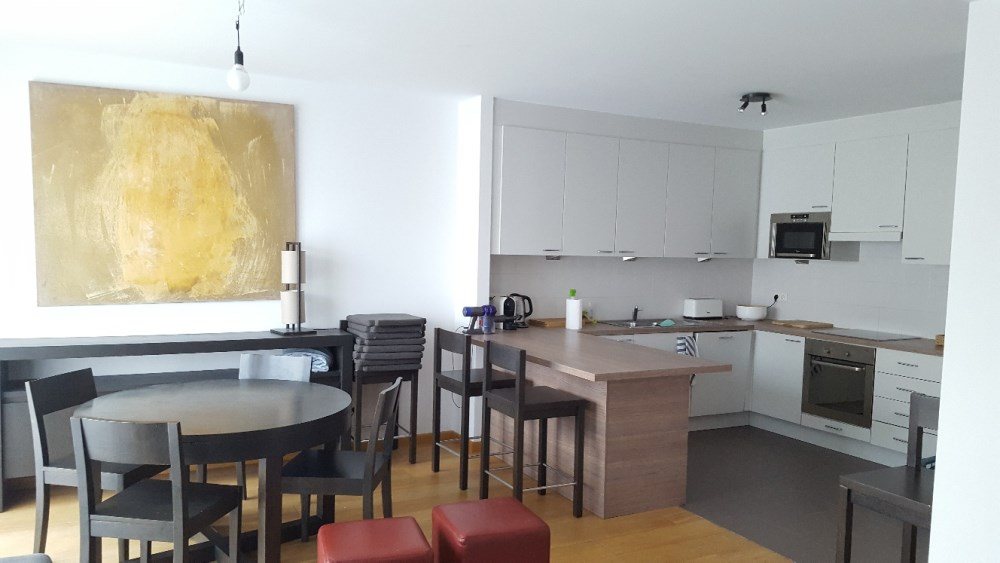 photo_Duplex furnished 2 bedrooms Louise area
