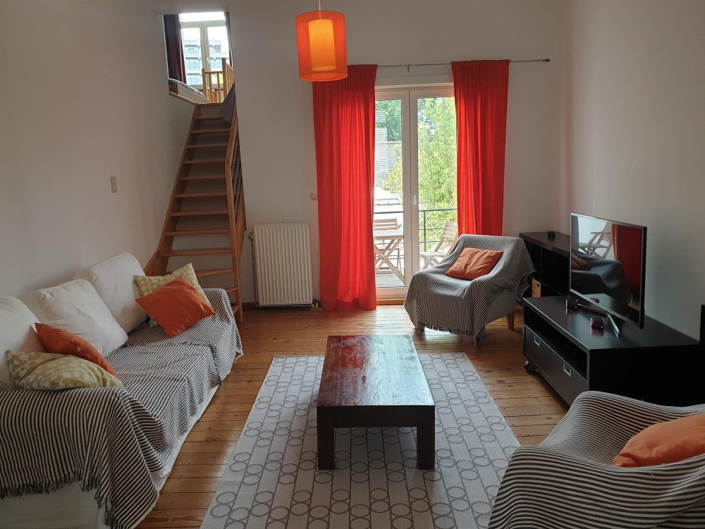 photo_Close to Merode, very nice furnished apartment 1 bedroom with terrace