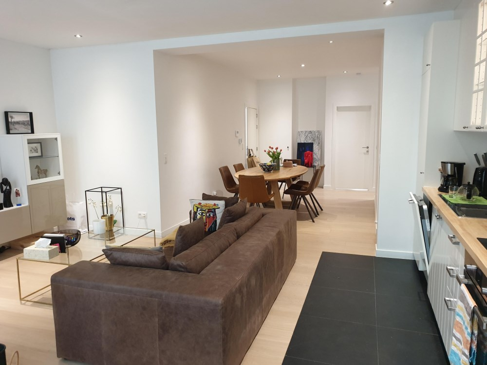 photo_Emile Max: Very nice apartment 1 bedroom, private garden