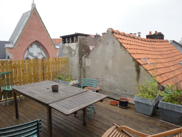 photo_Ixelles - Cozy and furnished 1 bedroom Penthouse