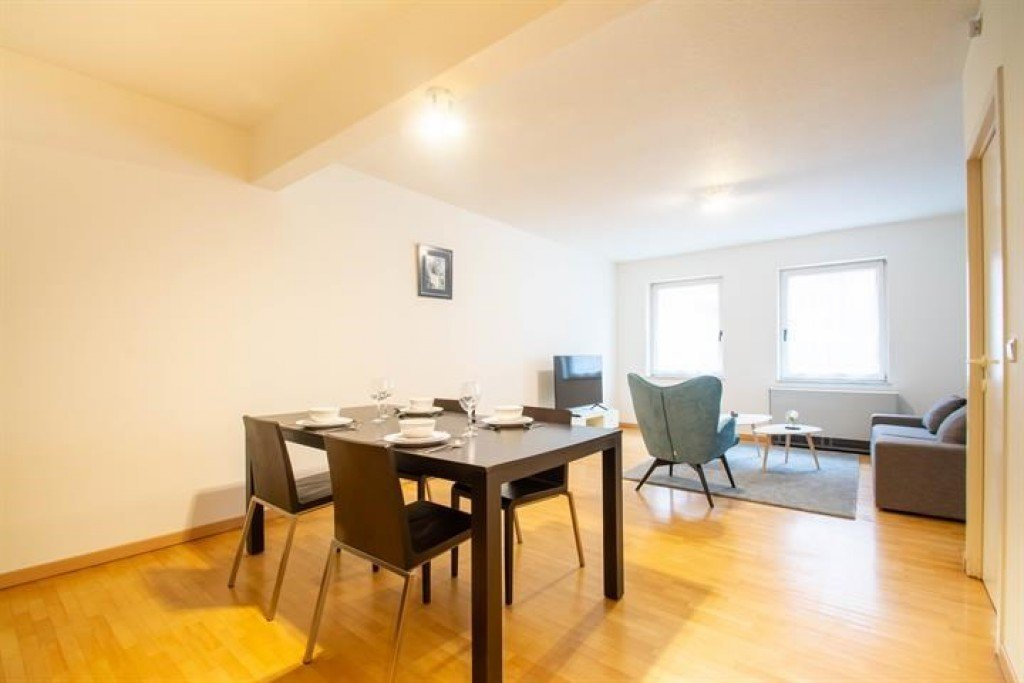 photo_Cinquantenaire - Furnished and cozy 1 bedroom apartment