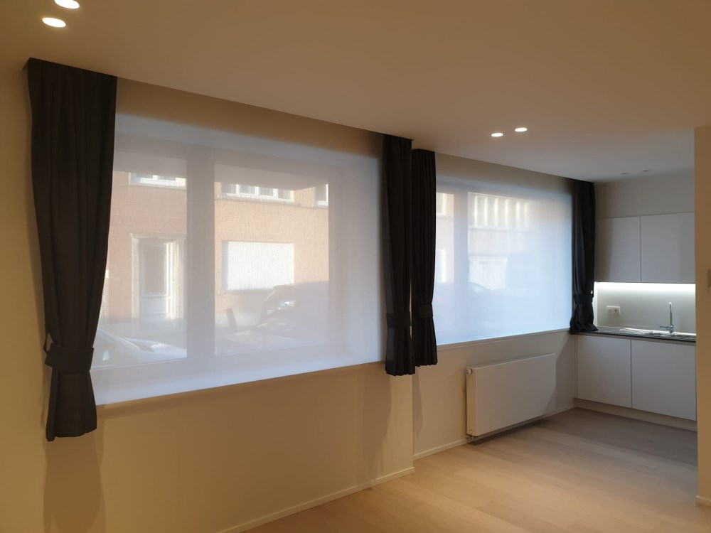 photo_Demey district, magnificent new 1 bedroom apartment First occupancy