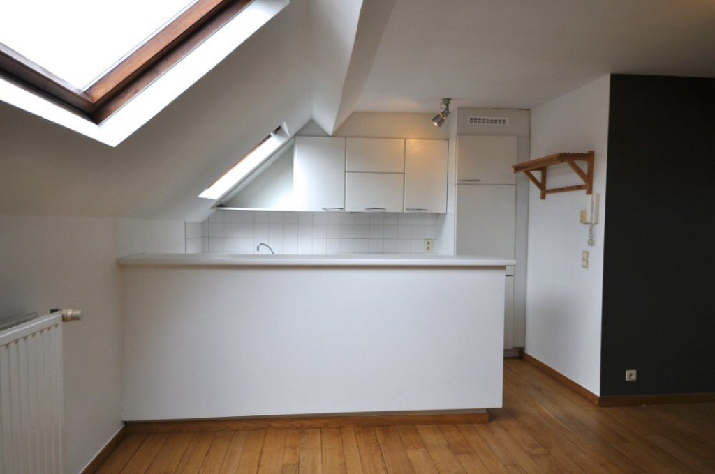 photo_Quartier Merode - Modern and cozy unfurnished duplex