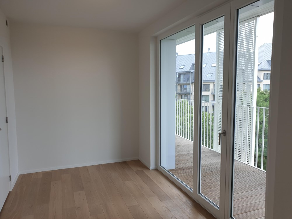 photo_NATO area, very nice new apt 2 bedroom + 1 office apartment with terrace 42 sqm!