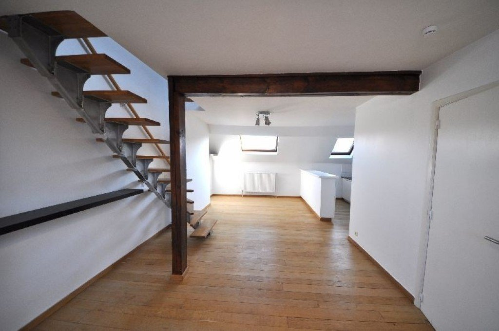 photo_'Quartier Merode - Modern and cozy unfurnished duplex