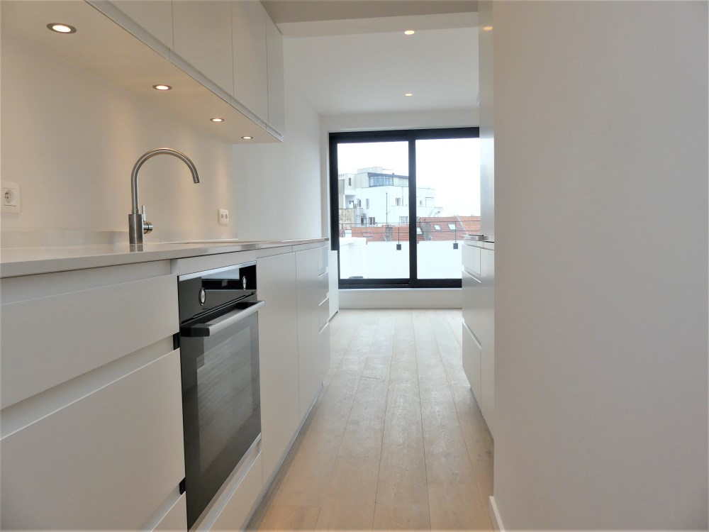 photo_Etang d'Ixelles, fully unfurnished renovated Penthouse