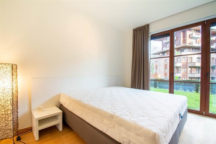 photo_Val Duchesse - Bright furnished apartment with garden