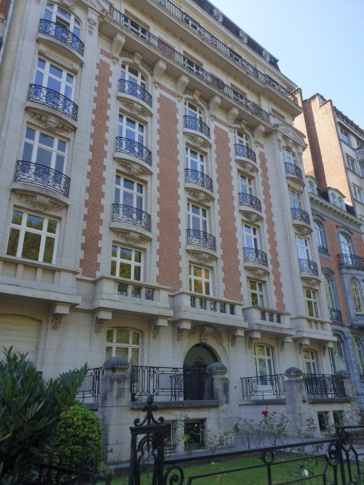 photo_Cambre/Louise, very nice apartment 2 bedroom + 1 office 150 sqm, nice renovated