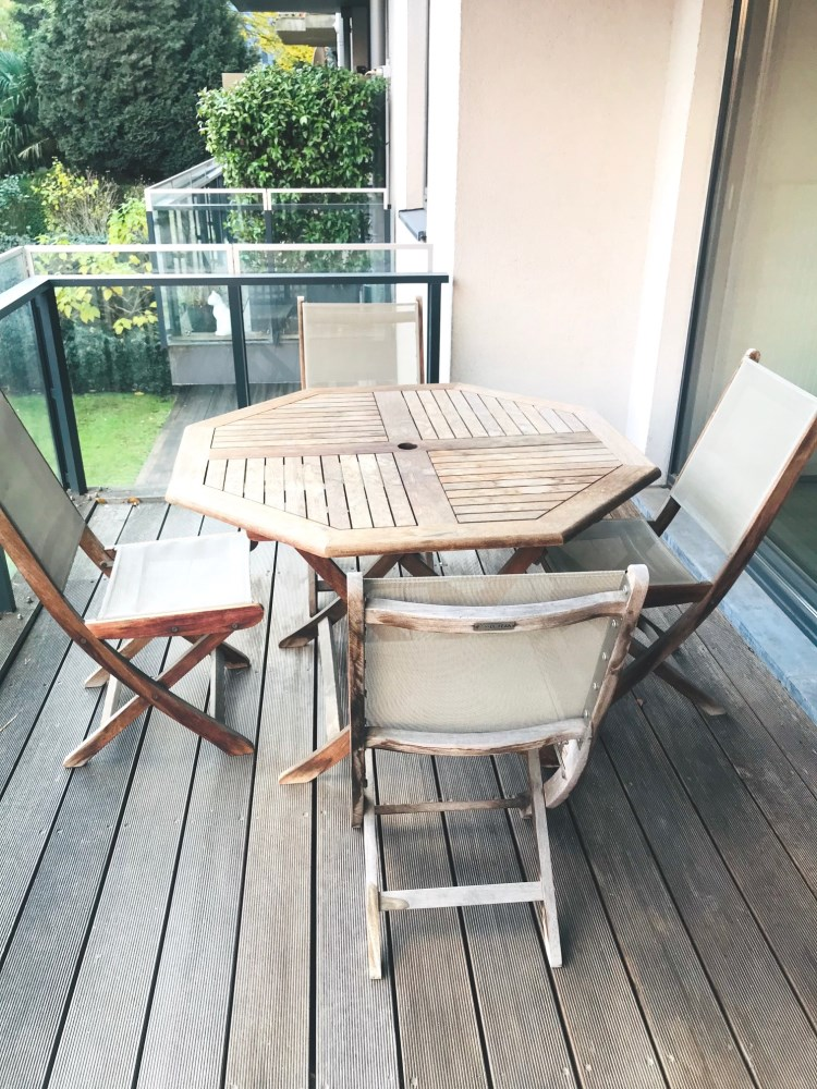 photo_Appartement 2 chambres + terrasse